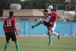 مسابقات فوتبال دانش آموزان - کراپشده
