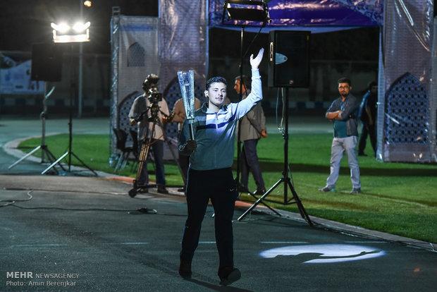 Asian School football opens in Shiraz