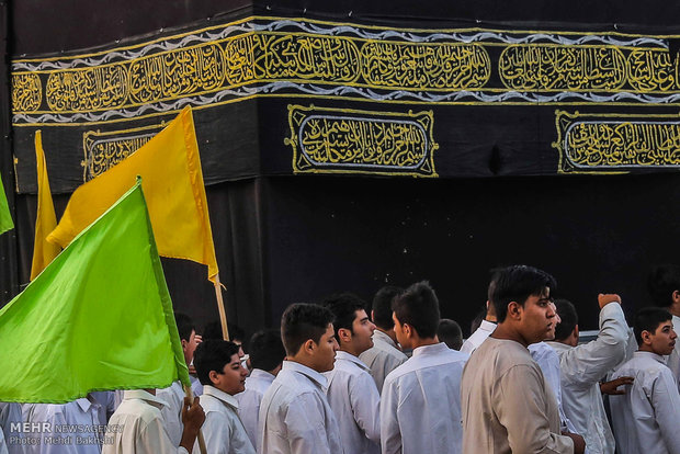 Part of Islamic history enacted in Qom