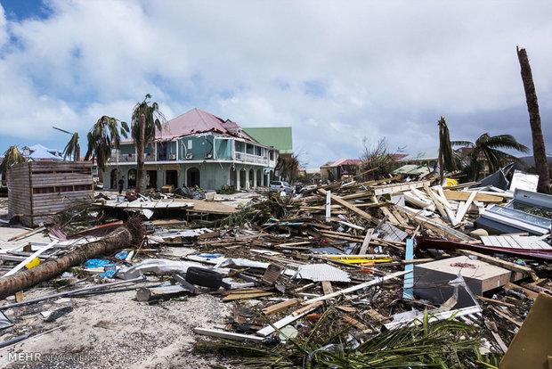 """ترامب يعلن ولاية فلوريدا منطقة كوارث كبرى جراء """"إرما"""""""