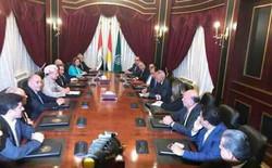الجامعة العربية تدعو  البارزاني لتأجيل الاستفتاء لفترة وإجراء الحوار مع بغداد