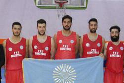 Iran lands fifth at WUL 3X3 basketball