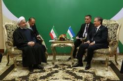 İran ile Özbekistan'ın yakın işbirliği artacak