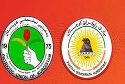 بیانیه مشترک احزاب اقلیم کردستان منتشر شد