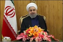 روحاني يؤكد على توثيق العلاقات الثنائية مع الفلبين وتنزانيا وسريلانكا