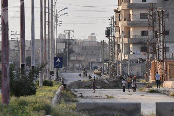 دیرالزور در سوریه