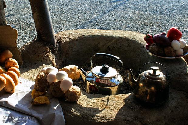 Urmiye'de 5. Üzüm Festivali gerçekleşiyor