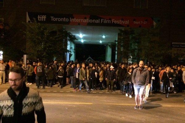 «زنگ خطر» جشنواره فیلم تورنتو را به هم ریخت