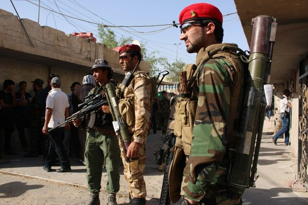 Iraqi forces hold thousand foreign ISIL family members