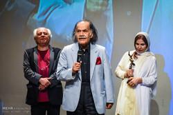 İran sinemasının coşkulu töreninden kareler