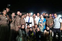 کردستان قهرمان جشنواره بازی های بومی و محلی گرمسار شد