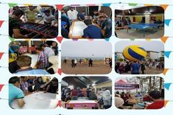 پایان نخستین جشنواره ورزشی کارگران در بندر انزلی