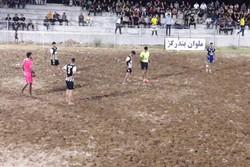 رویارویی ملوان بندرگز و پارس جنوبی در آغاز لیگ برتر فوتبال ساحلی
