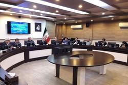 صحن شورای شهر همدان