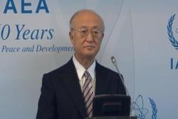 امانو: ايران نفذت جميع تعهداتها في اطار الاتفاق النووي