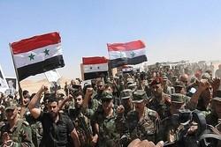 پیوستن ۱۰ سرکرده گروه های مسلح به ارتش سوریه
