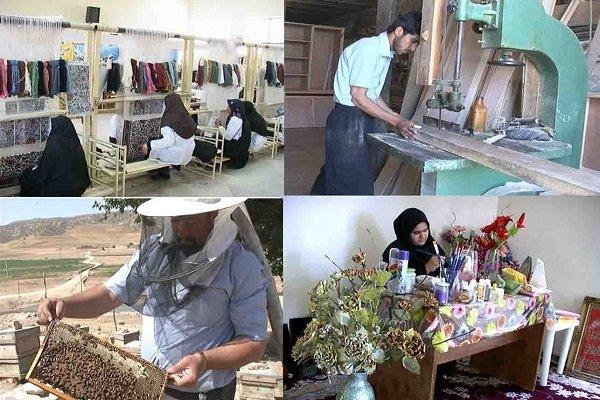 توسعه اشتغال پایدار در روستاهای اردبیل