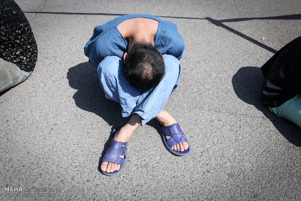 مالخر اموال مسروقه با شکایت شهروندان دستگیر شد