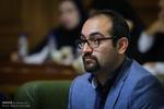 سقوط هواپیمای مسافربری, سقوط هواپیما, سقوط هواپیمای اوکراینی, بوئینگ 737,حجت نظری, عضو کمیسیون فرهنگی و اجتماعی شهر تهران, برگزاری مراسم سوگواری