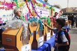 جمع آوری ۴۵۹ میلیون ریال کمکهای مردم سرایان در جشن عاطفهها