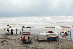تابستان گردی در ساحل رادیو دریای چالوس