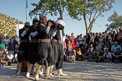 حضور۳۶هزار نفر برای دیدن تئاتر خیابانی/۱۲۰اجرای خیابانی در مریوان
