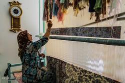 Kaşan'ın el yapımı desenli halıları