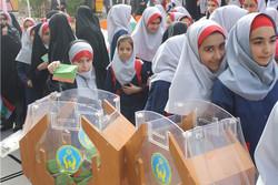 توزیع یک میلیون پاکت ویژه جشن عاطفه ها در مدارس استان تهران