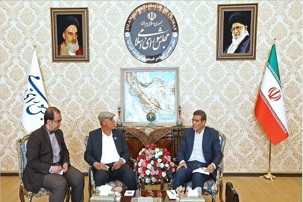 Iran calls for Tehran-Pretoria direct flight