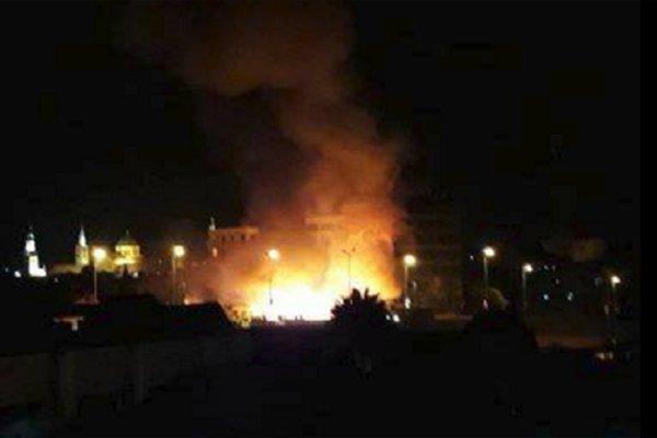Fire at Najaf Hotel in Iraq kills two Iranian pilgrims