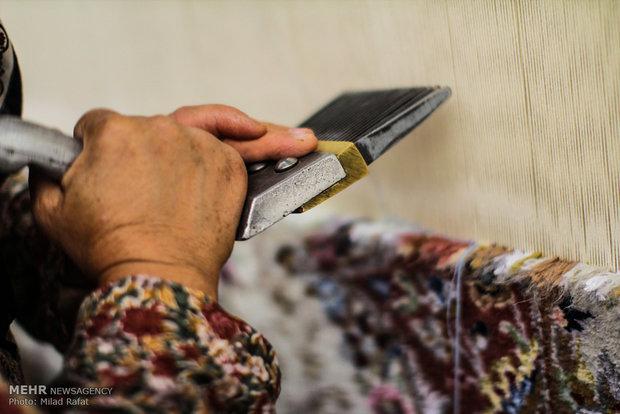 هدفگذاری برای افزایش ۱۰ درصدی صادرات فرش دستباف کرمان