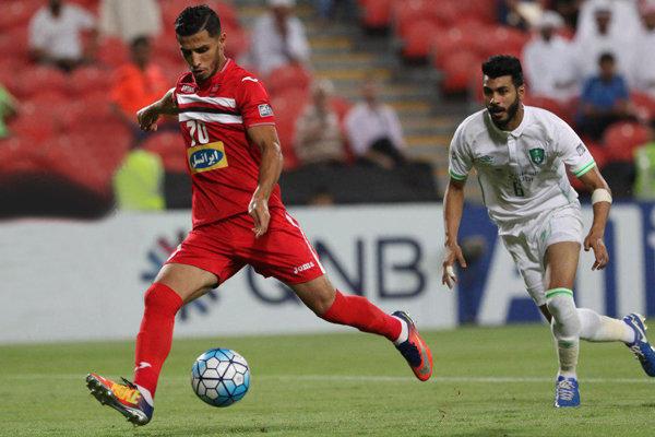 برسبوليس الإيراني إلى نصف نهائي أبطال آسيا بعد هزيمته الأهلي السعودي