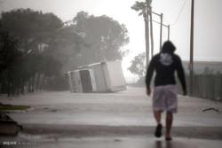 مشاهد من إعصار إرما