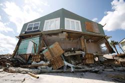 """الإعصار """"ماريا"""" يدمر منزل رئيس وزراء الدومينيكان"""
