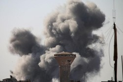 مقر فرانسوی ها در الرقه منفجر شد/ تلفات سنگین است