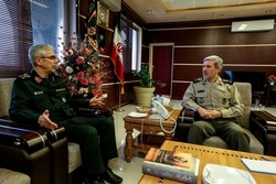 Top commanders meet to discuss defense industry