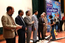 حامیان آب برتر استان قم تجلیل شدند