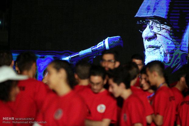 İran'da Ermeni Olimpiyatları başladı