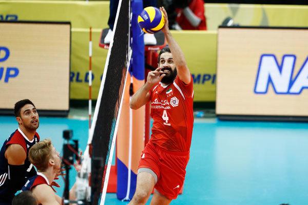 VIDEO: Iran vs US volleyball highlights