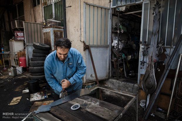 İran halkı Muharrem ayına hazırlanıyor