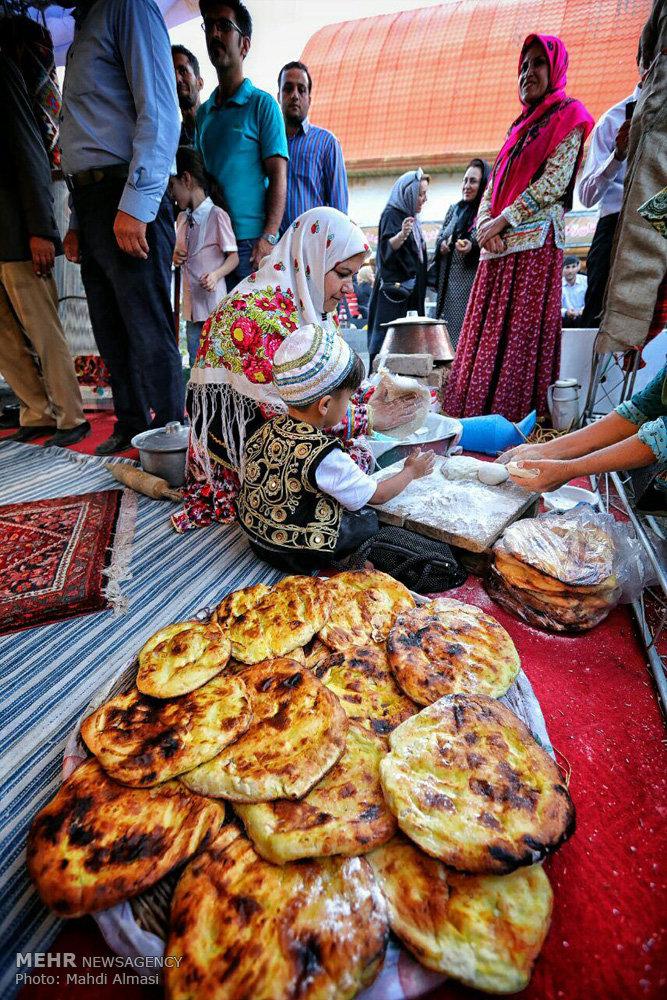 نخستین جشنواره روستا در زنجان