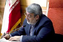 وزير الداخلية الإيراني يهنئ بميلاد السيد المسيح عليه السلام