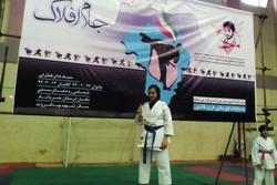 مسابقات کاراته خرم آباد - کراپشده