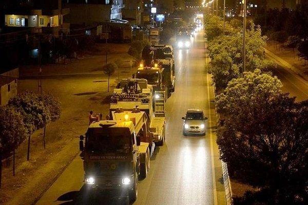 تجهیزات نظامی ترکیه