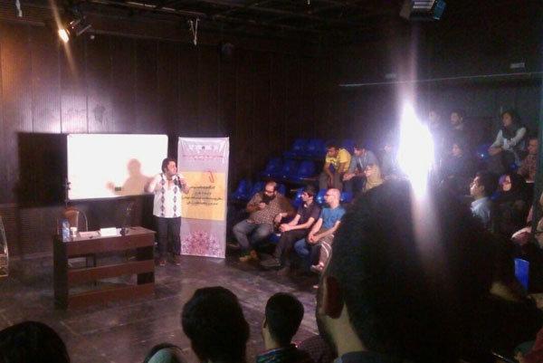 کارگاه فیلمنامه نویسی جشنواره شبدیز