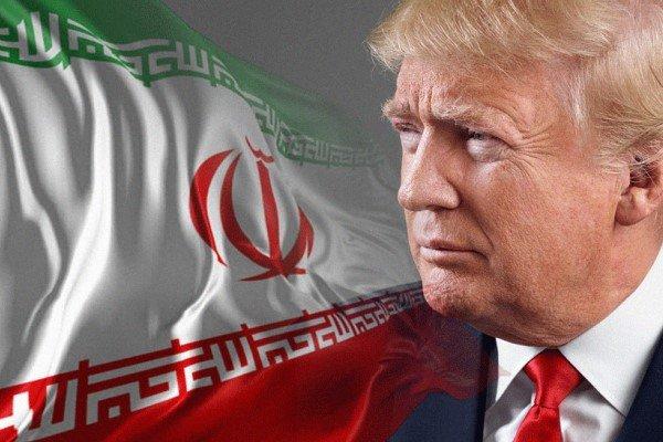 ترامپ و پرچم ایران