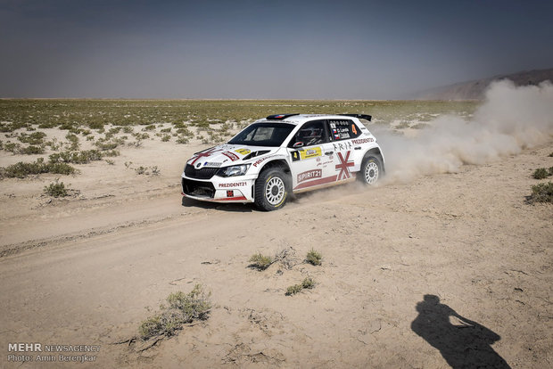 5th Intl. Middle East Rally kicks off