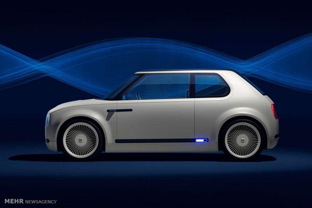 مدل مفهومی خودروی برقی هوندا