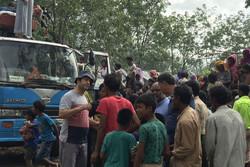 مستندساز ایرانی خود را به مرز میانمار و بنگلادش رساند