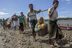 بحران انسانی در میانمار